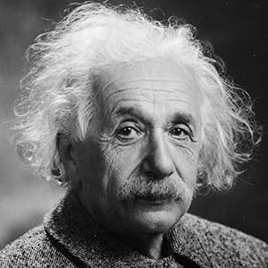 Albert Einstein INTP