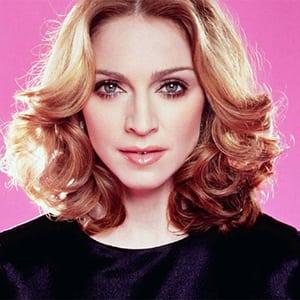 Madonna ESTP