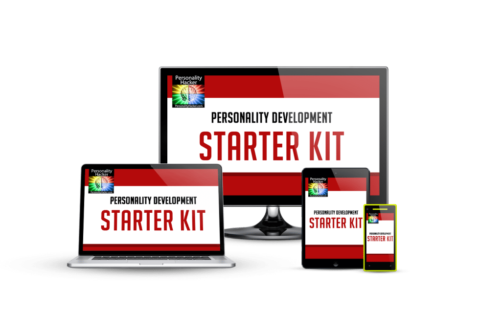 Personality Hacker Starter Kit Graphic