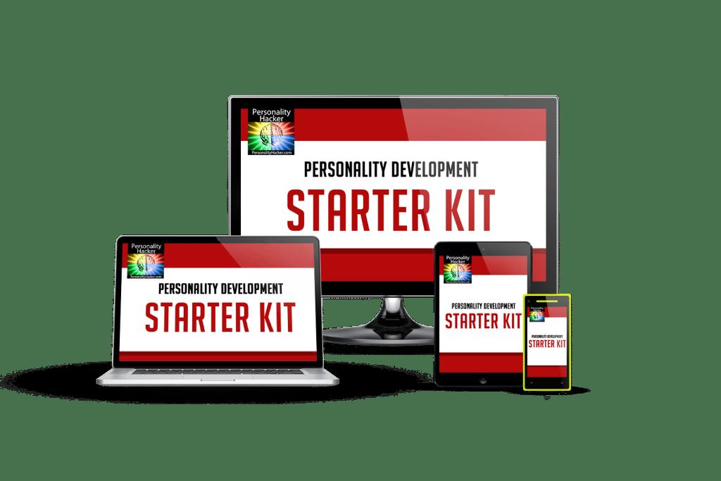 Personality Hacker Starter Kit Graphic