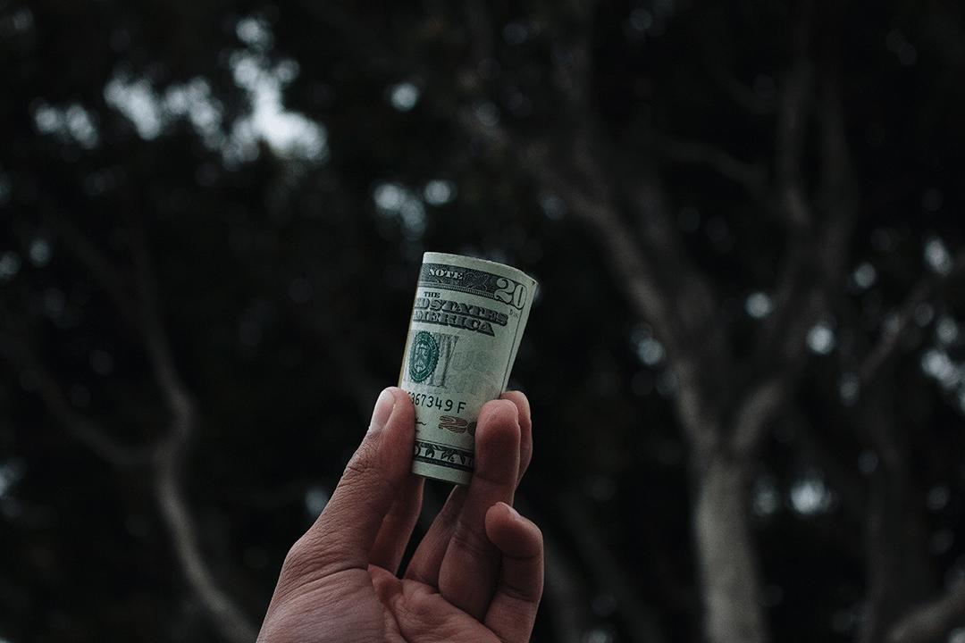 money magnifies you