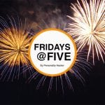 Fridays @ Five (January 20, 2017)