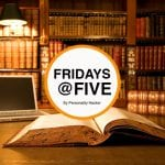 Fridays @ Five (January 6, 2017)