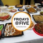 Fridays @ Five (February 17, 2017)
