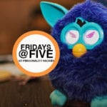 Fridays @ Five (March 24, 2017)